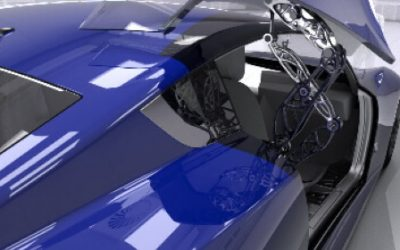 CATIA Cognitive Augmented Design for Lightweight Engineering